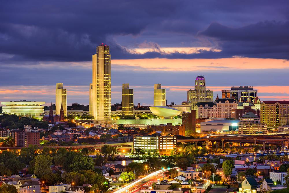 Albany Skyline.