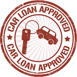 Car Loan Approved.