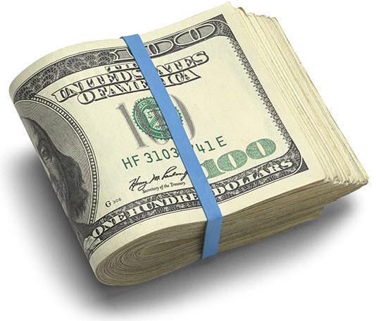 cash wad