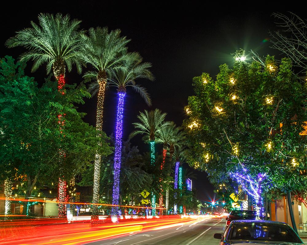 Chandler Christmas Lights.