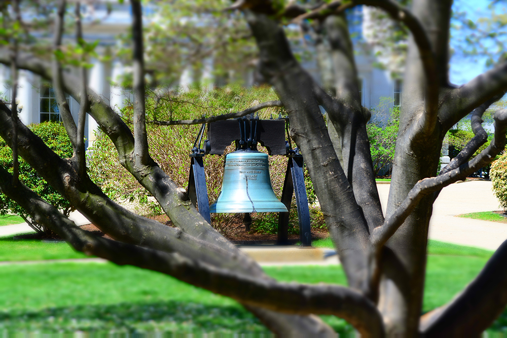Bell at Concord.