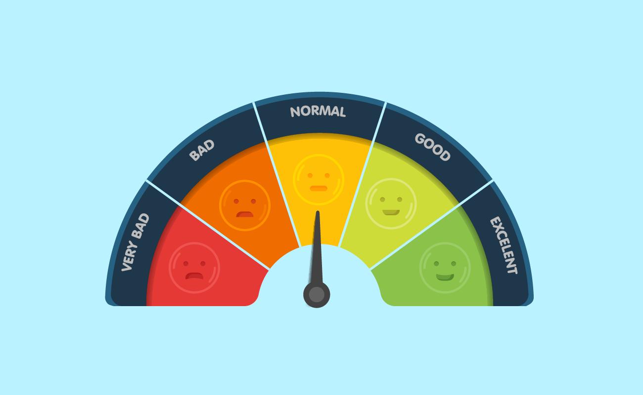 Credit Score Range.