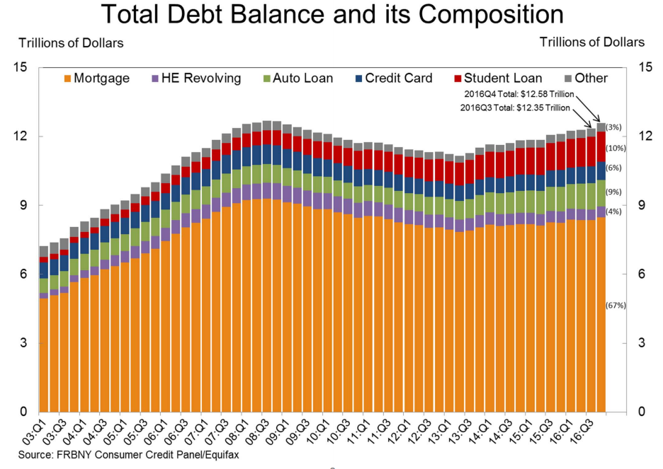 Elevated Debt Levels.