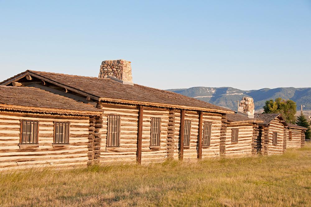 Fort Casper, Wyoming.