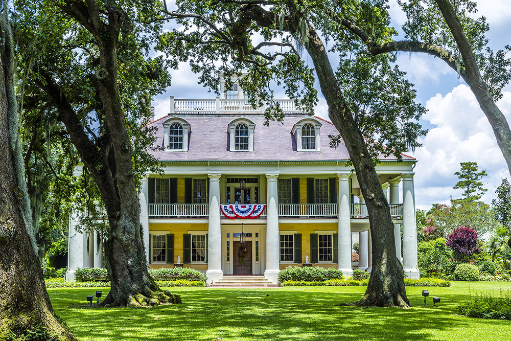 The Houmas House Plantation in Darrow, LA.
