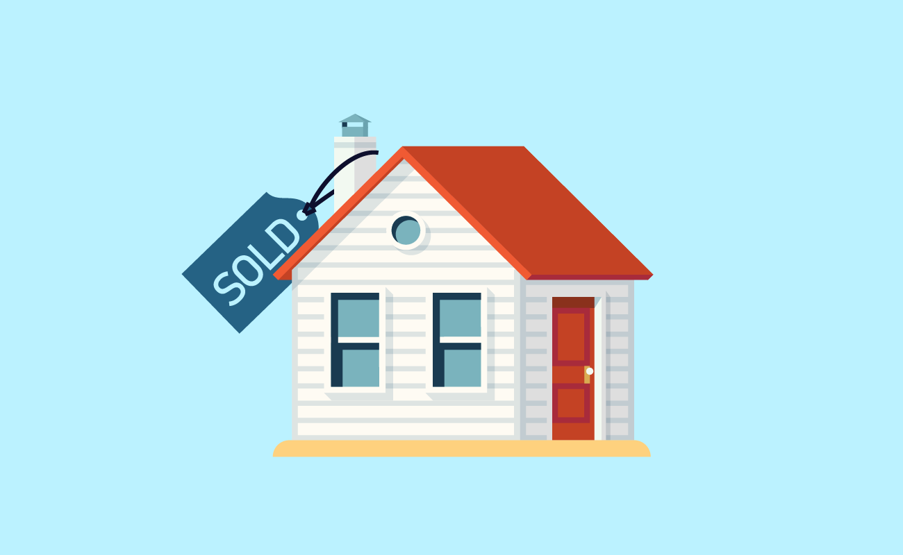 Home Sold.