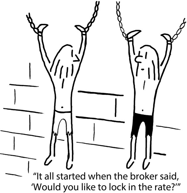 It All Started When a Broker Asked.