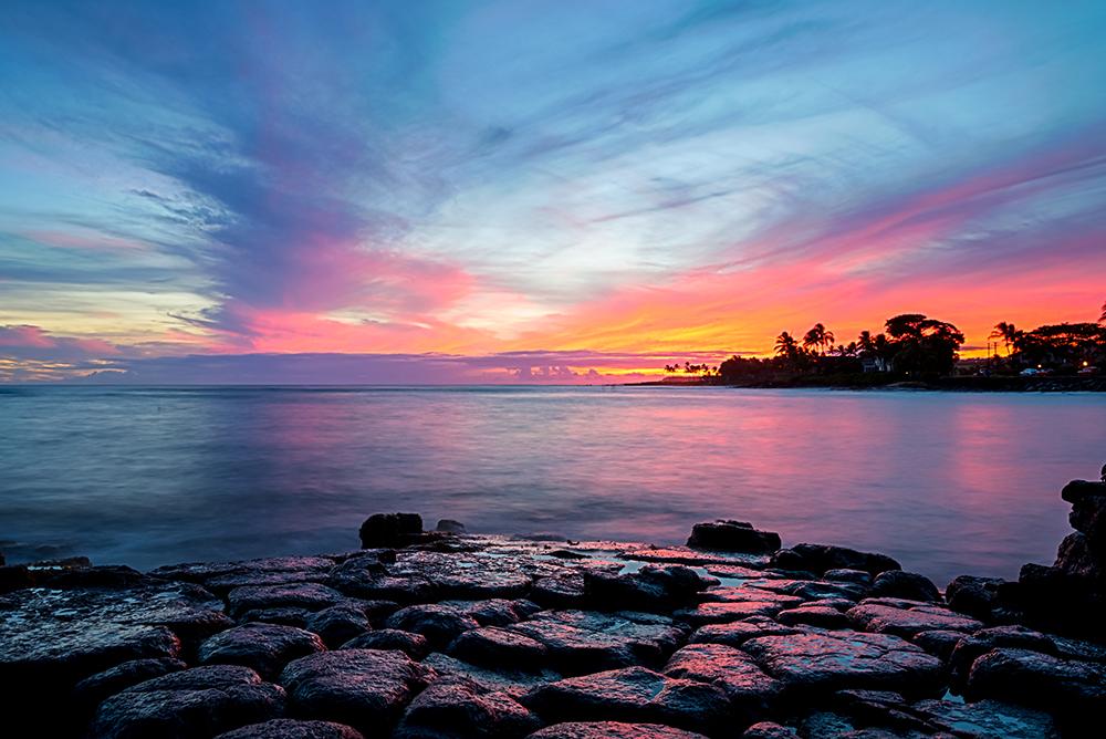 Kauai Beach.