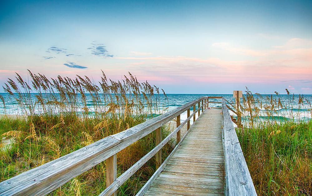 Kure Beach.