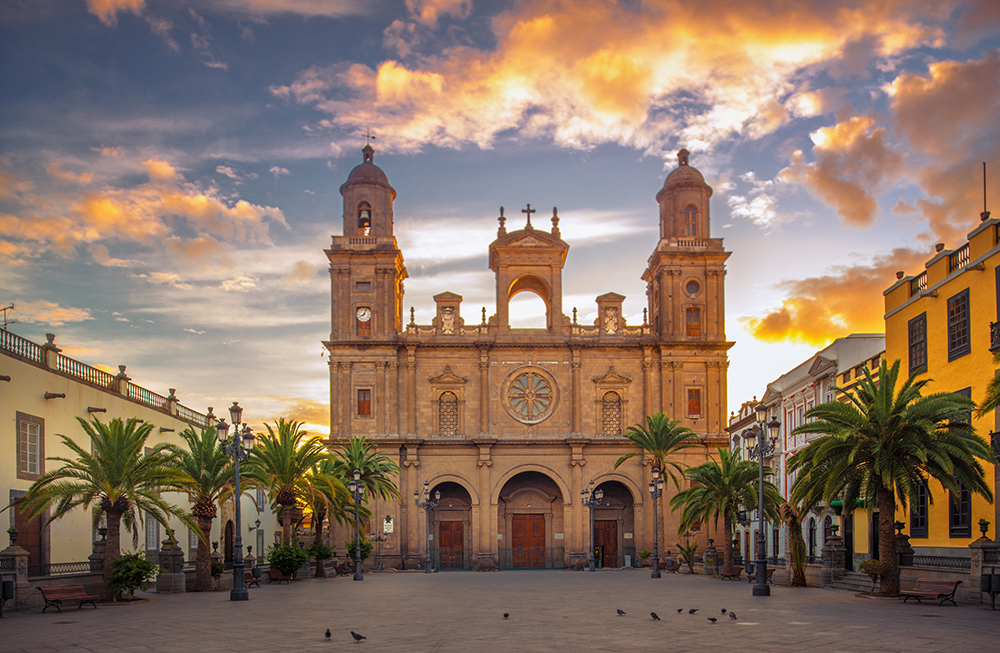 Las Palmas De Gran Canaria, Grand Canary, Santa Ana, CA.