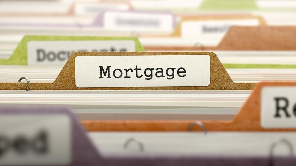 Mortgage Folder.