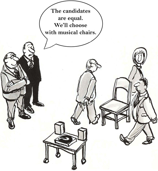 Musical Chairs.