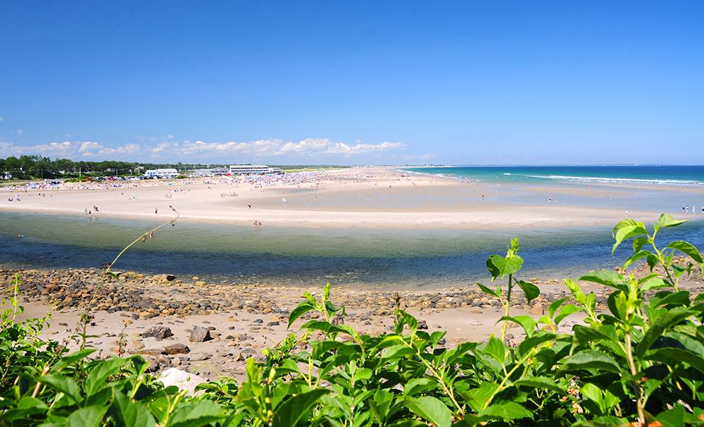 Ogunquit Beach.