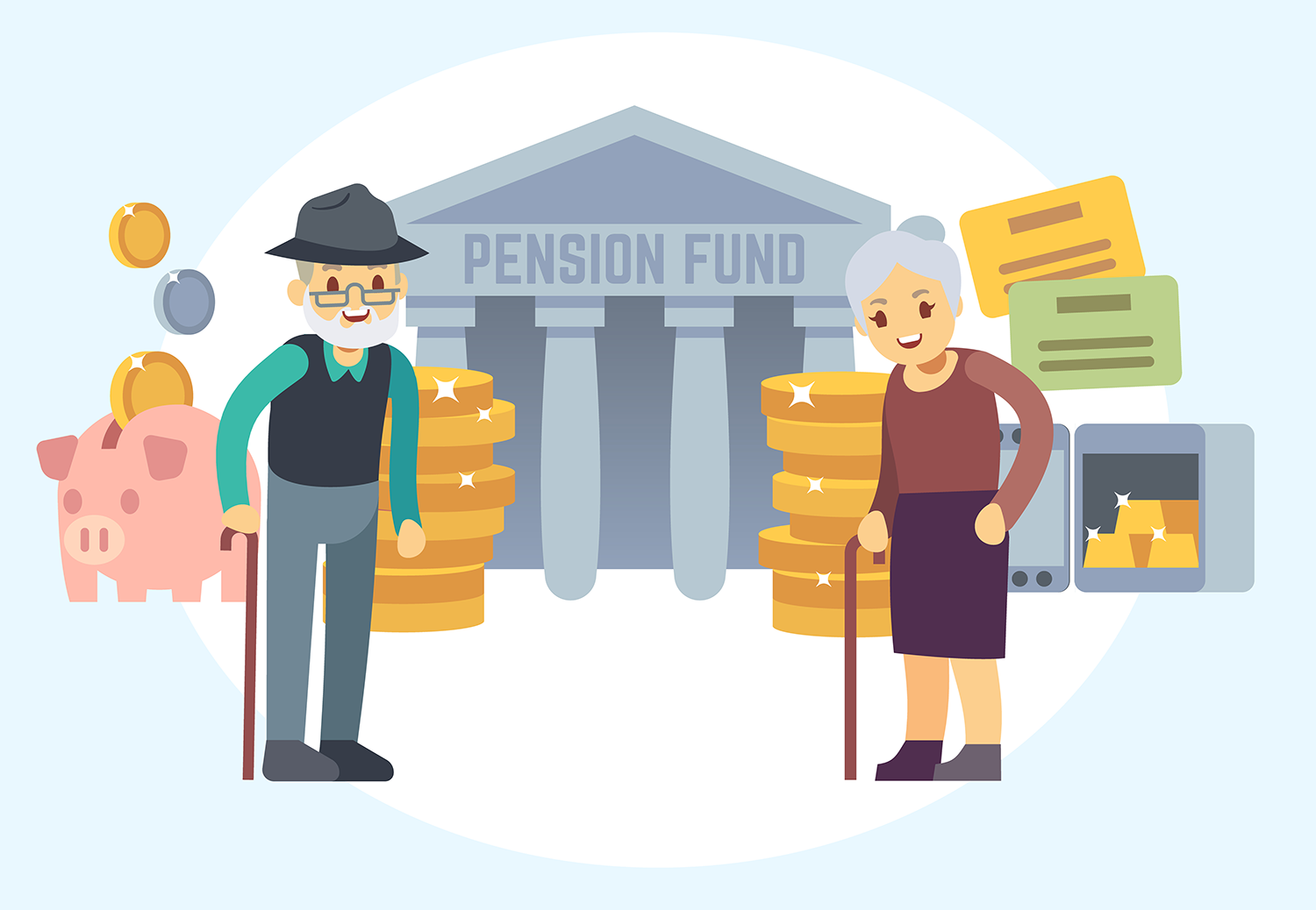 Pension Fund.
