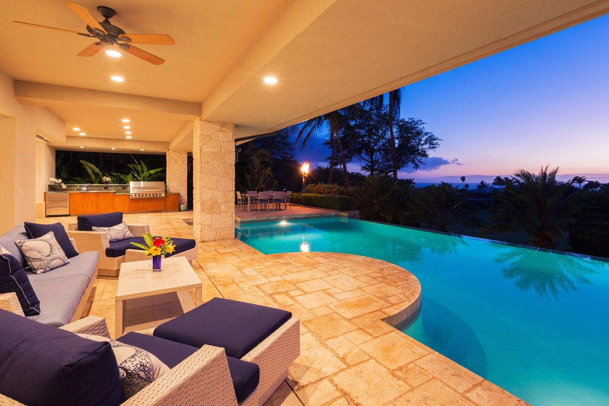 Puerto Rico luxury home.
