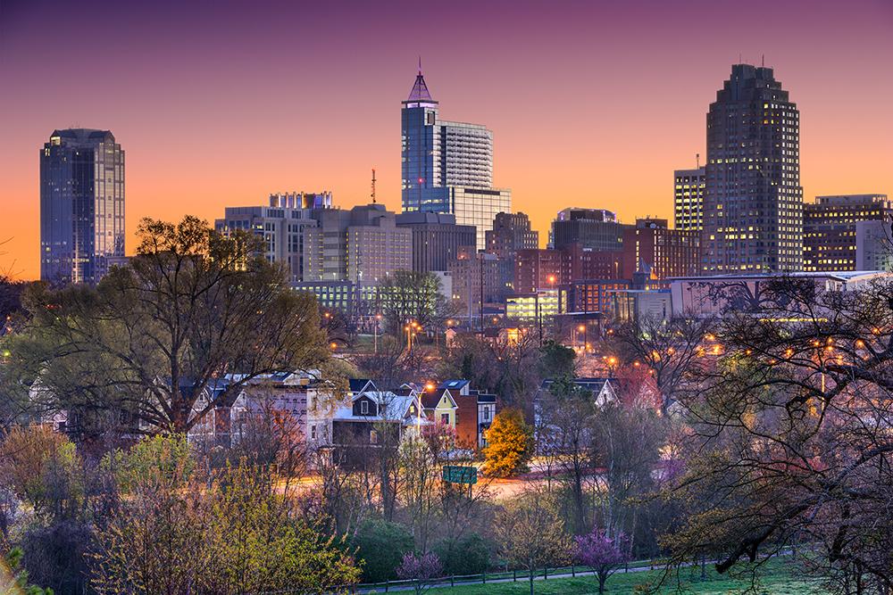 Raleigh Skyline.