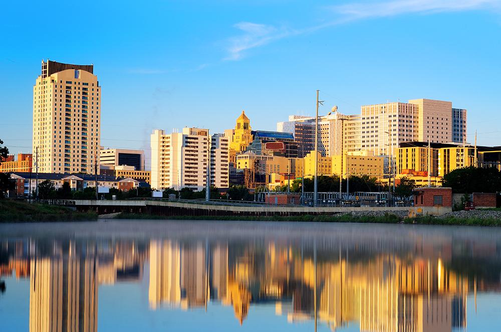 Rochester, Minnesota Minnesota Skyline.
