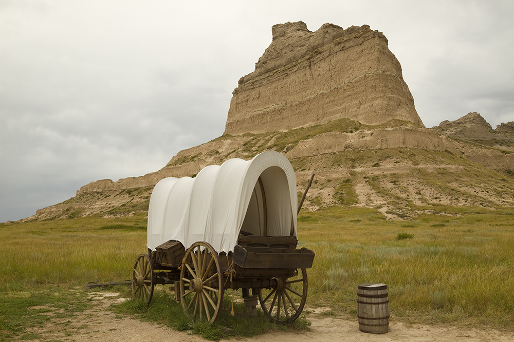 Scottsbluff National Park.