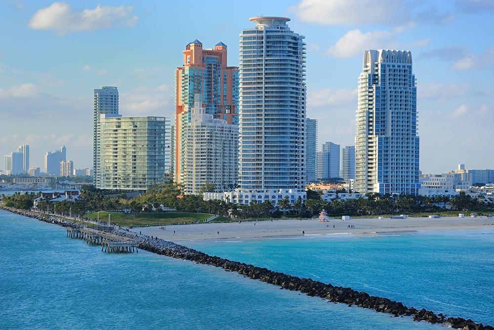 South Beach Miami Luxury Apartments.