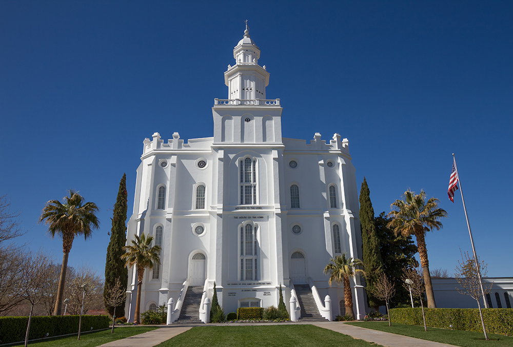 St George Temple.
