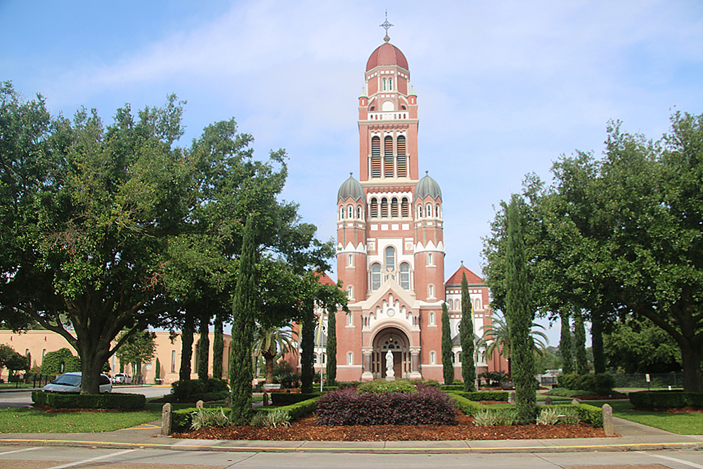 St. Johns Cathedral in Lafayette, LA.