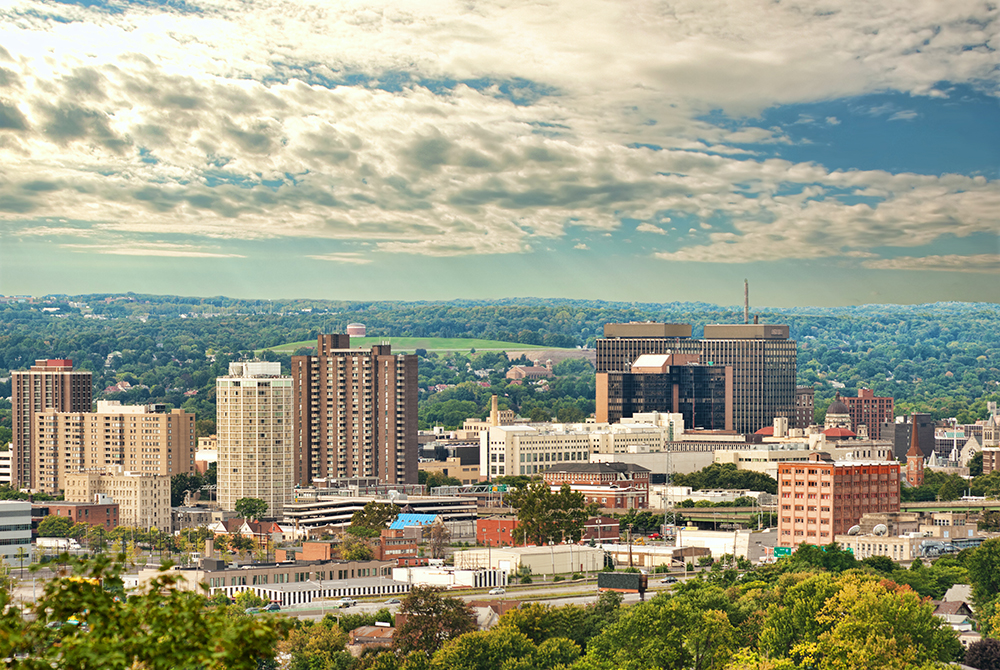 Syracuse Skyline.