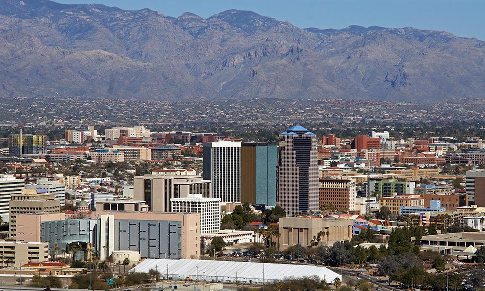 Tucson Skyline.