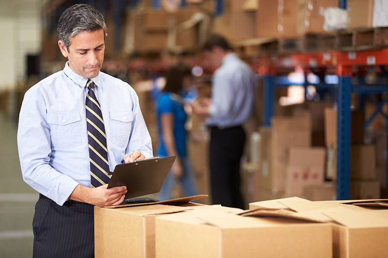 Warehouse Inventory Management.